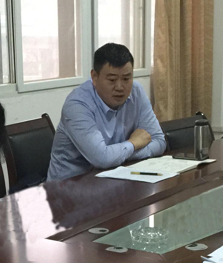 湖北省矿业联合会第四届会长袁兵