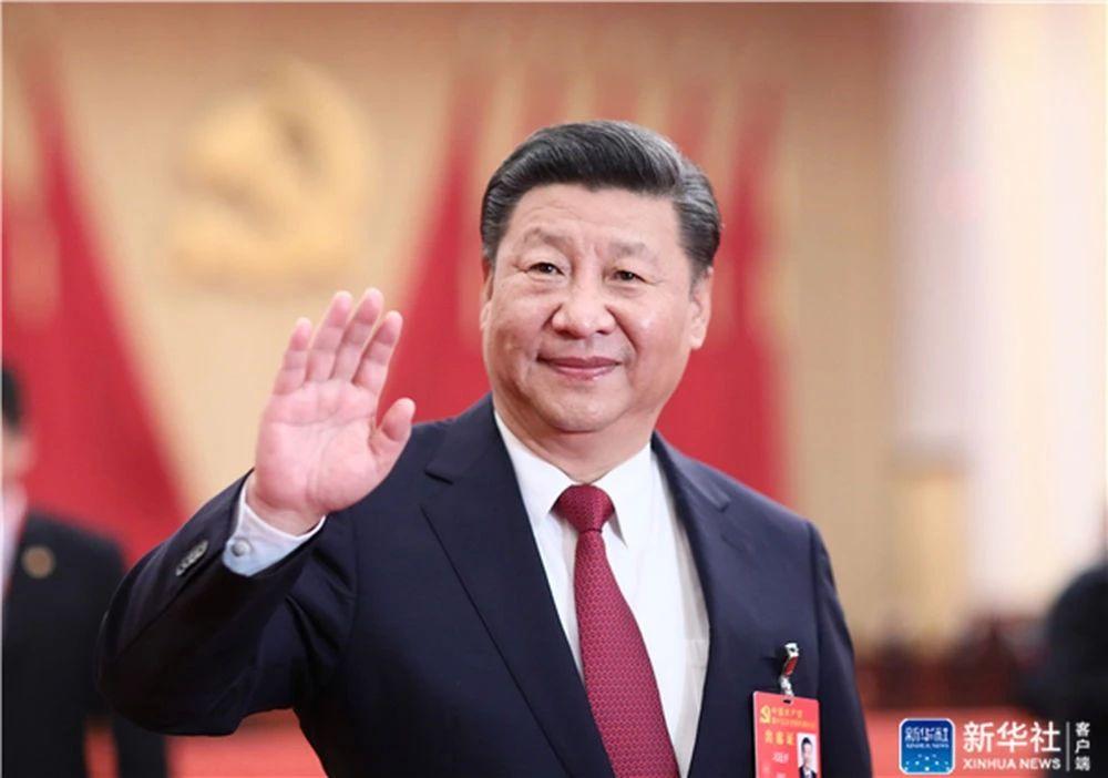 习近平与新时代的中国